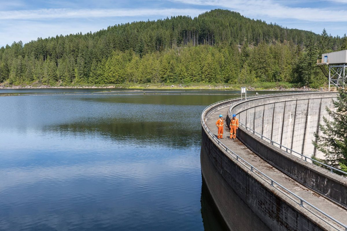 BC Collaboration Powers Up Using Renewable Energy